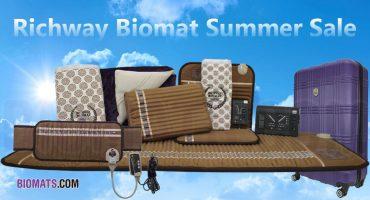 Richway Biomat Summer Sale