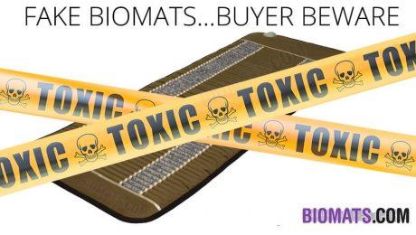 Fake Biomats Buyer Beware