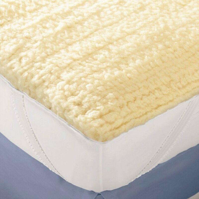 100% Wool Topper