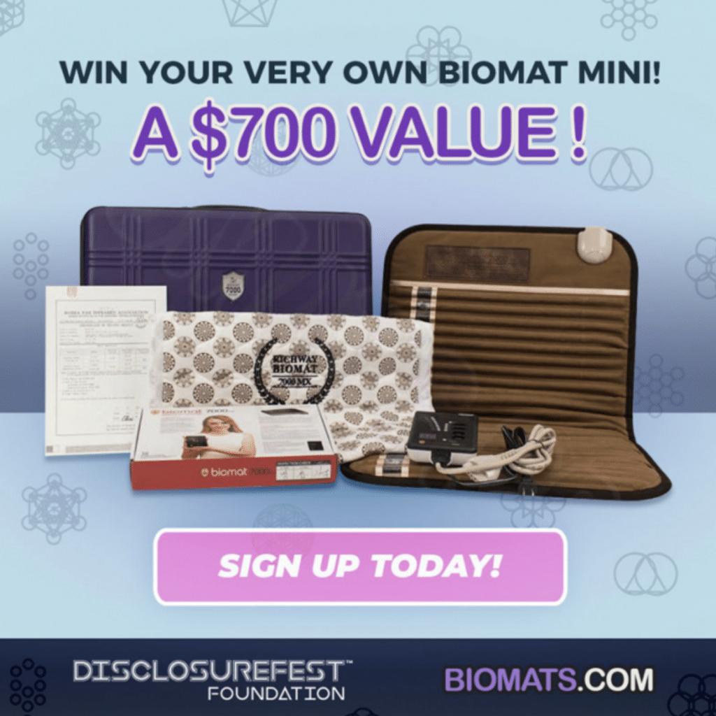 Free Biomat Contest